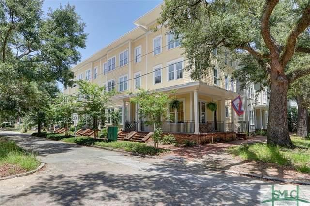 718 Tattnall Street, Savannah, GA 31401 (MLS #253657) :: Coldwell Banker Access Realty