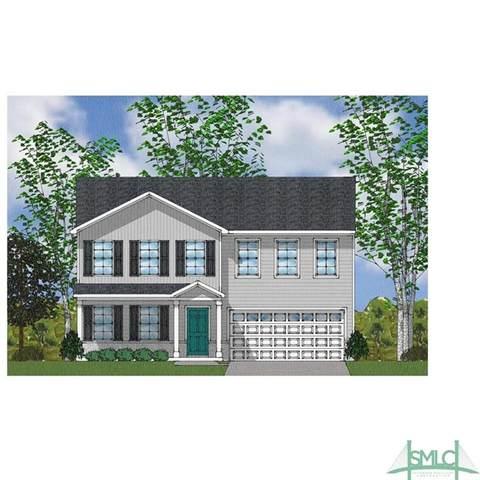 26 Easy Street, Guyton, GA 31312 (MLS #253659) :: McIntosh Realty Team