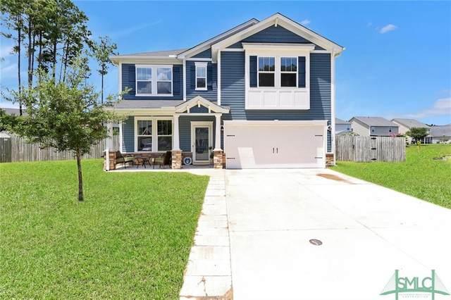 108 Savanna Drive, Pooler, GA 31322 (MLS #253663) :: Keller Williams Coastal Area Partners