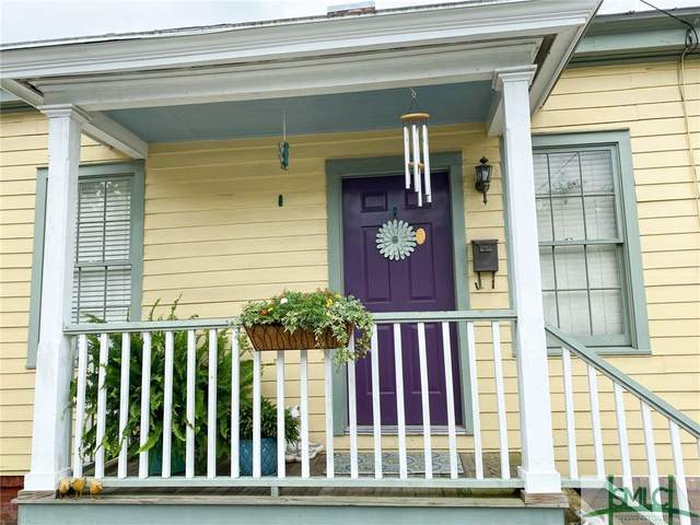 537 E Macon Street, Savannah, GA 31401 (MLS #253668) :: Teresa Cowart Team