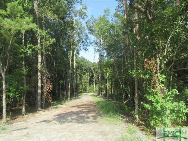 0 Conaway Road, Bloomingdale, GA 31302 (MLS #253681) :: Coastal Savannah Homes