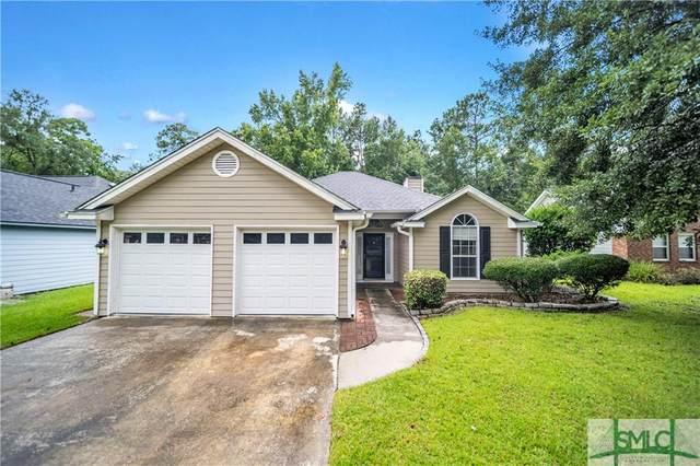 21 Cove Court, Savannah, GA 31419 (MLS #253687) :: Teresa Cowart Team