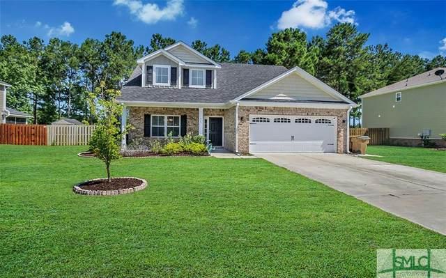 425 Wicklow Drive, Richmond Hill, GA 31324 (MLS #253695) :: Keller Williams Coastal Area Partners