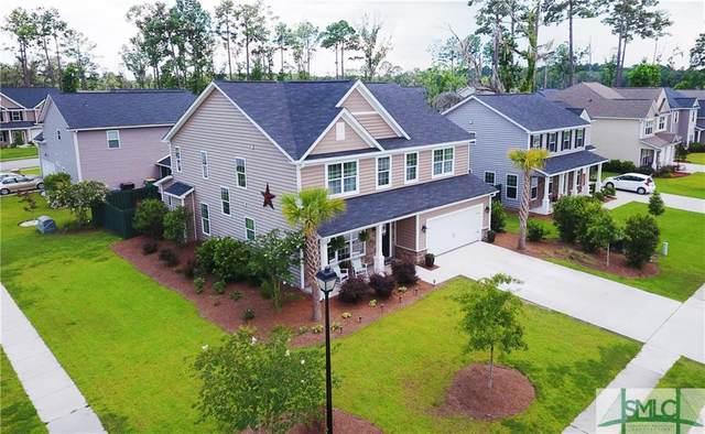 110 Smoke Rise Road, Richmond Hill, GA 31324 (MLS #253696) :: Coldwell Banker Access Realty
