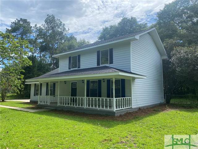 289 Common Way, Jesup, GA 31545 (MLS #253697) :: Coldwell Banker Access Realty