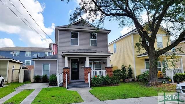 1308 Richards Street, Savannah, GA 31415 (MLS #253704) :: Keller Williams Coastal Area Partners