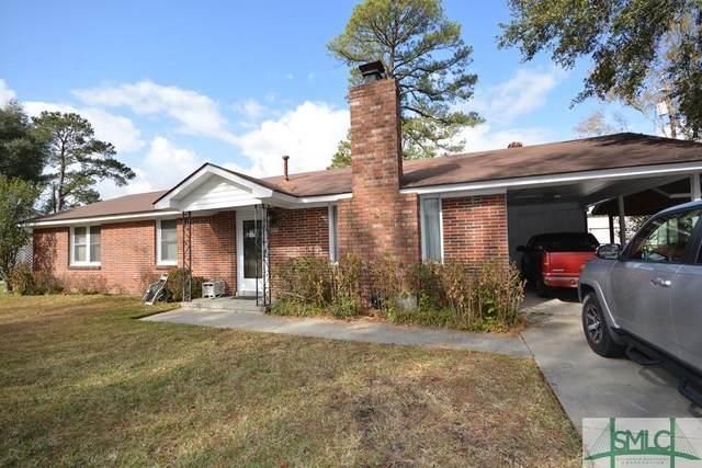 109 Chatham Villa Drive, Garden City, GA 31408 (MLS #253708) :: Teresa Cowart Team