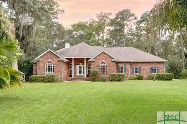 12 Eagle Ridge Drive, Savannah, GA 31406 (MLS #253716) :: Coastal Savannah Homes