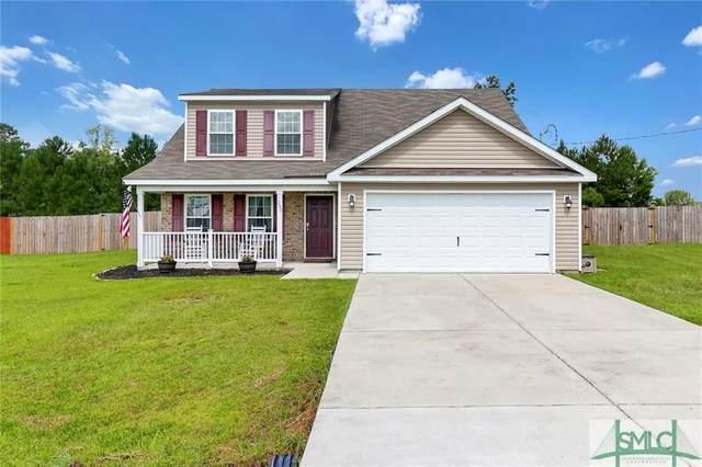 235 Frank Edwards Road, Ellabell, GA 31308 (MLS #253720) :: Heather Murphy Real Estate Group