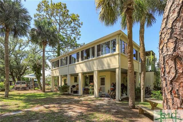 103 12th Street, Tybee Island, GA 31328 (MLS #253722) :: The Arlow Real Estate Group