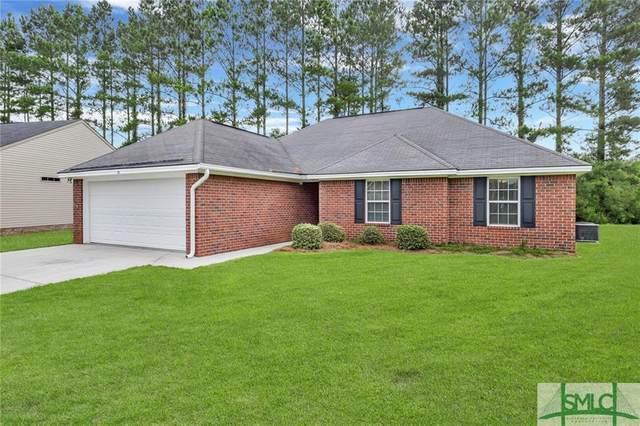100 Mustang Drive, Guyton, GA 31312 (MLS #253724) :: Coldwell Banker Access Realty