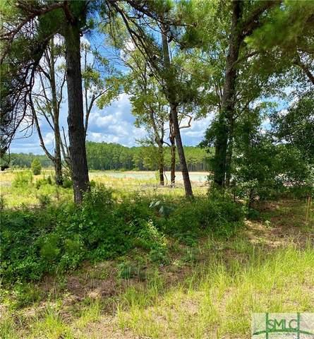 1063 Old Olive Branch (Lot C) Road, Ellabell, GA 31308 (MLS #253729) :: Keller Williams Coastal Area Partners