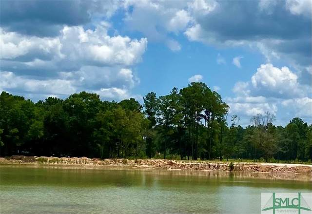 1069 Old Olive Branch (Lot D) Road, Ellabell, GA 31308 (MLS #253731) :: The Sheila Doney Team