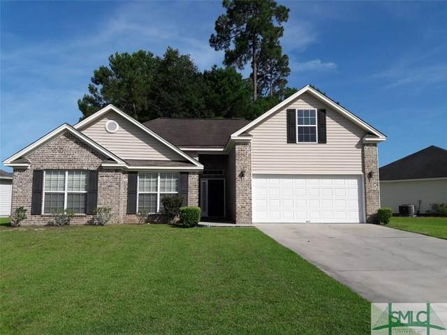 62 Carlisle Lane, Savannah, GA 31419 (MLS #253734) :: Coldwell Banker Access Realty
