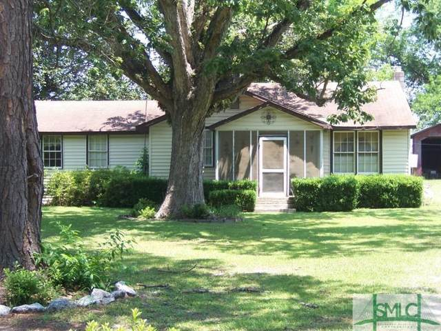 4115 Seed Tick Road, Ellabell, GA 31308 (MLS #253743) :: Keller Williams Realty Coastal Area Partners