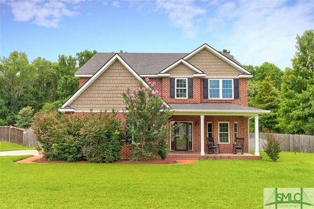 425 Peachtree Drive, Rincon, GA 31326 (MLS #253745) :: McIntosh Realty Team