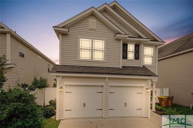 70 Chey Hill Lane, Richmond Hill, GA 31324 (MLS #253753) :: Keller Williams Coastal Area Partners