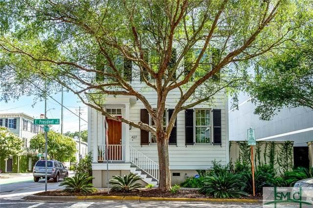 427 E President Street, Savannah, GA 31401 (MLS #253761) :: The Arlow Real Estate Group