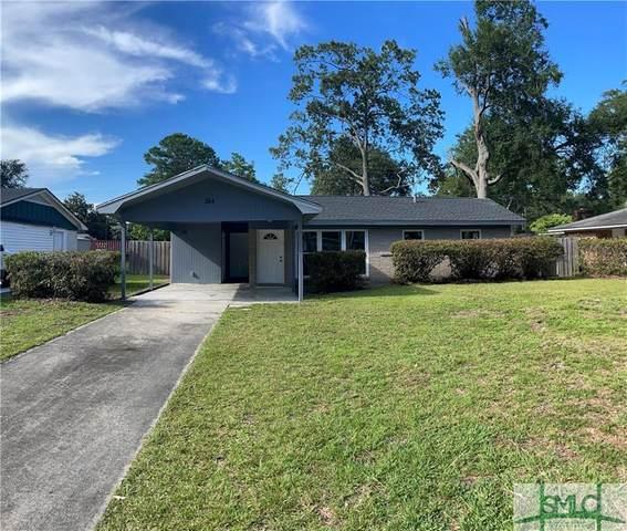204 Montclair Boulevard, Savannah, GA 31419 (MLS #253763) :: Coldwell Banker Access Realty