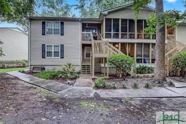 401 N Cromwell Road P3, Savannah, GA 31410 (MLS #253769) :: Coldwell Banker Access Realty