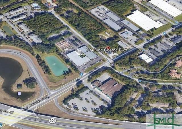 794 King George Boulevard, Savannah, GA 31419 (MLS #253786) :: Heather Murphy Real Estate Group