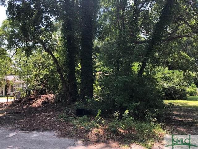 115 Gilliam Avenue, Savannah, GA 31406 (MLS #253796) :: The Arlow Real Estate Group