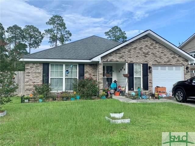 3 Idus Lane, Hinesville, GA 31313 (MLS #253798) :: eXp Realty