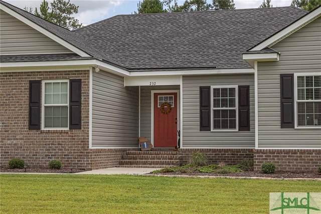 232 Tavern Lane, Statesboro, GA 30458 (MLS #253801) :: Coldwell Banker Access Realty