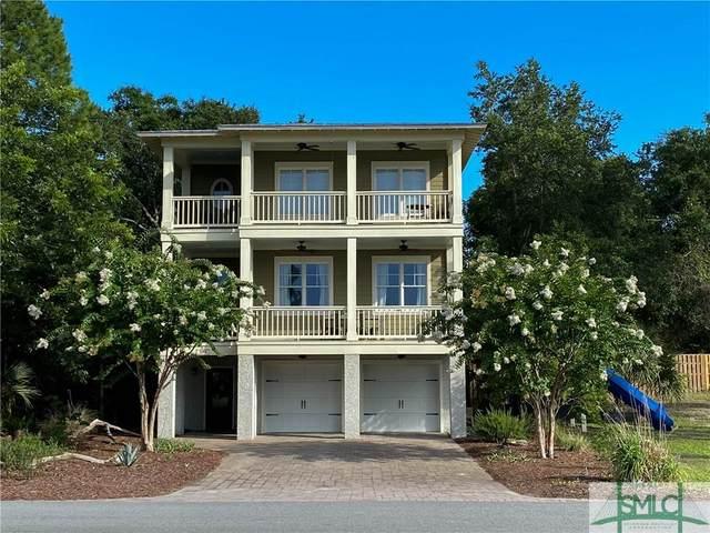 1306 Bay Street, Tybee Island, GA 31328 (MLS #253805) :: Teresa Cowart Team