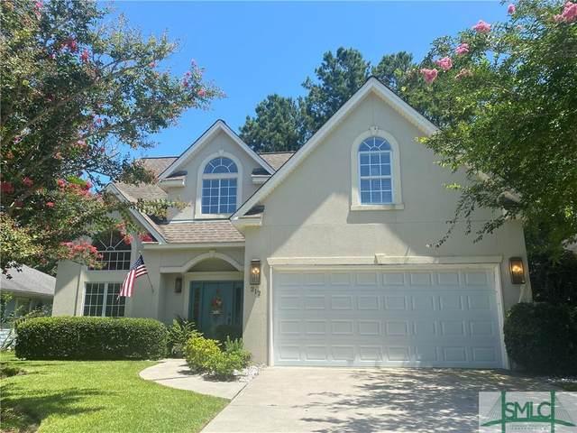 212 Island Creek Lane, Savannah, GA 31410 (MLS #253806) :: McIntosh Realty Team