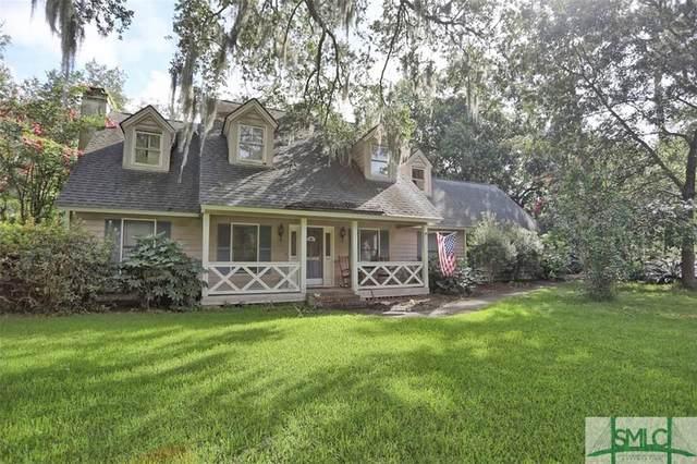 117 Melrose Drive, Savannah, GA 31410 (MLS #253808) :: Coldwell Banker Access Realty