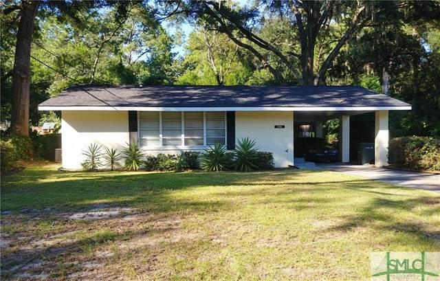 2106 Teresa Drive, Savannah, GA 31406 (MLS #253830) :: Teresa Cowart Team