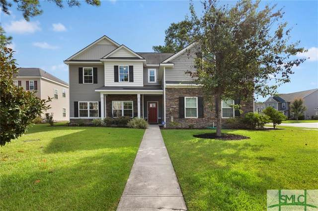 1 Laddey Lane, Savannah, GA 31405 (MLS #253832) :: Heather Murphy Real Estate Group