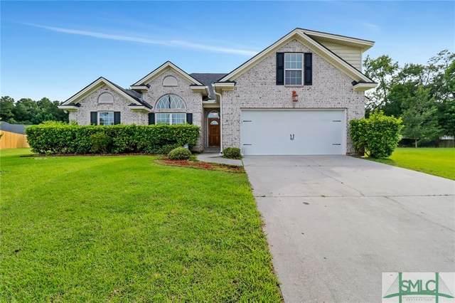 11 Grove Court, Pooler, GA 31322 (MLS #253833) :: Keller Williams Coastal Area Partners