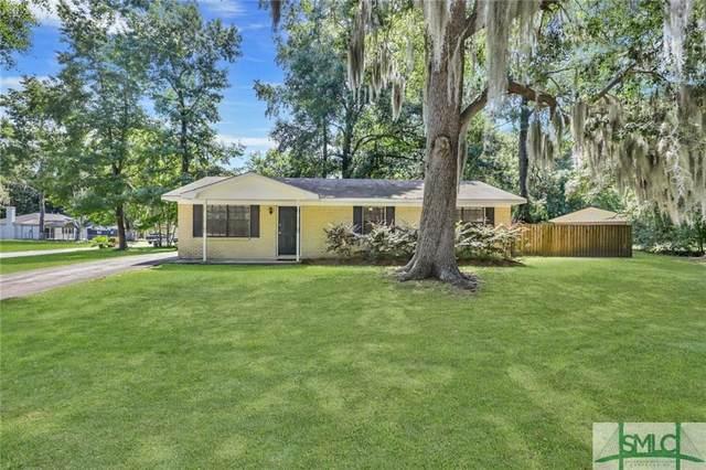 15 Dove Court, Richmond Hill, GA 31324 (MLS #253838) :: Coastal Savannah Homes
