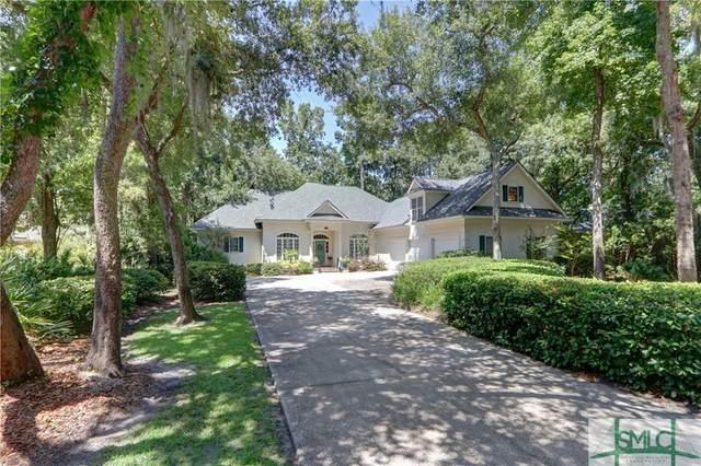 102 Yam Gandy Road, Savannah, GA 31411 (MLS #253840) :: Liza DiMarco
