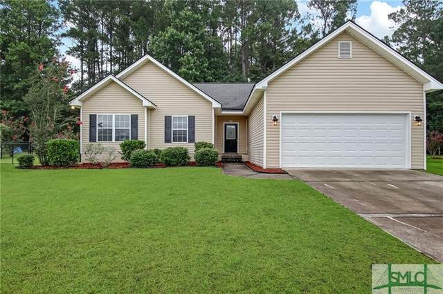 133 Harvest Drive, Springfield, GA 31329 (MLS #253849) :: Coldwell Banker Access Realty