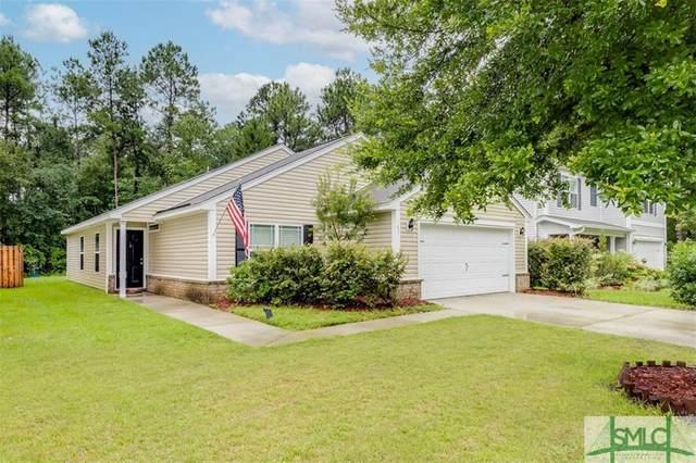 45 Crystal Lake Drive, Savannah, GA 31407 (MLS #253850) :: McIntosh Realty Team