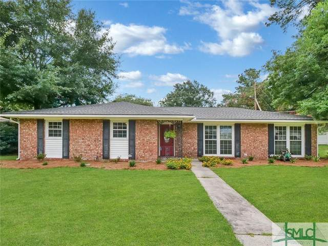 14 Leach Drive, Savannah, GA 31406 (MLS #253858) :: Heather Murphy Real Estate Group