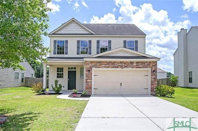 145 Shady Grove Lane, Savannah, GA 31419 (MLS #253861) :: Liza DiMarco