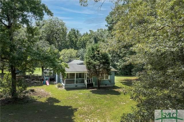 103 Skinner Road, Pooler, GA 31322 (MLS #253874) :: The Arlow Real Estate Group