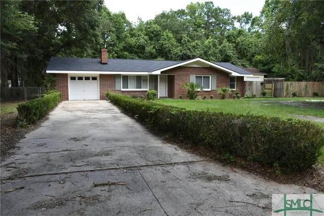 14 Barbour Drive, Savannah, GA 31405 (MLS #253883) :: eXp Realty