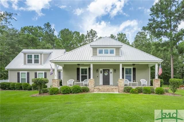 106 Cornerstone Drive, Springfield, GA 31329 (MLS #253889) :: Keller Williams Coastal Area Partners