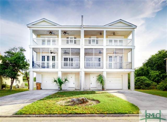 40 Captains View, Tybee Island, GA 31328 (MLS #253892) :: The Arlow Real Estate Group