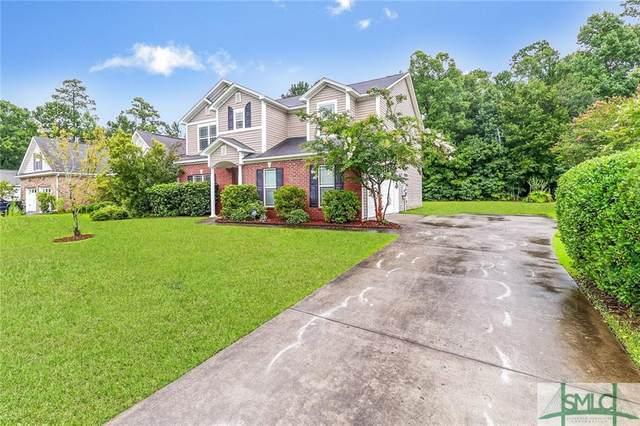 106 Carlisle Way, Savannah, GA 31419 (MLS #253898) :: Teresa Cowart Team