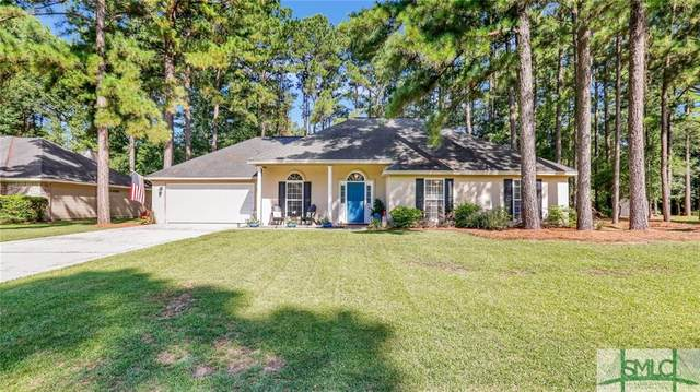 77 Golden Gate Drive, Pooler, GA 31322 (MLS #253900) :: Coldwell Banker Access Realty
