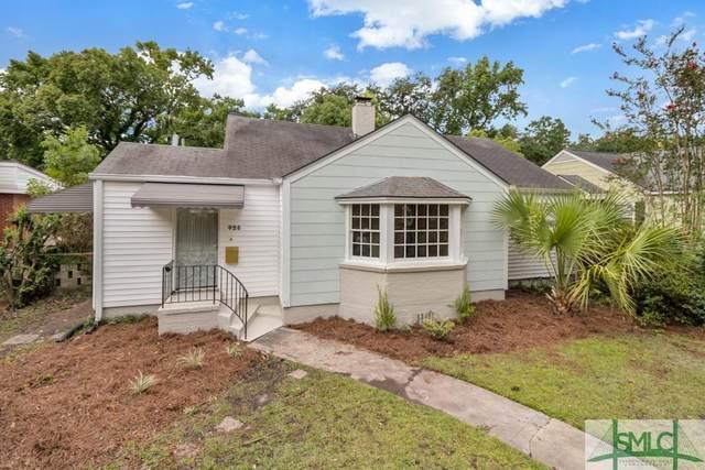 425 Columbus Drive, Savannah, GA 31405 (MLS #253921) :: McIntosh Realty Team