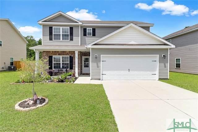 323 Coconut Drive, Bloomingdale, GA 31302 (MLS #253926) :: Teresa Cowart Team
