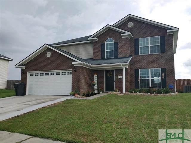 93 Oak Harvest Ridge, Midway, GA 31320 (MLS #253937) :: Heather Murphy Real Estate Group