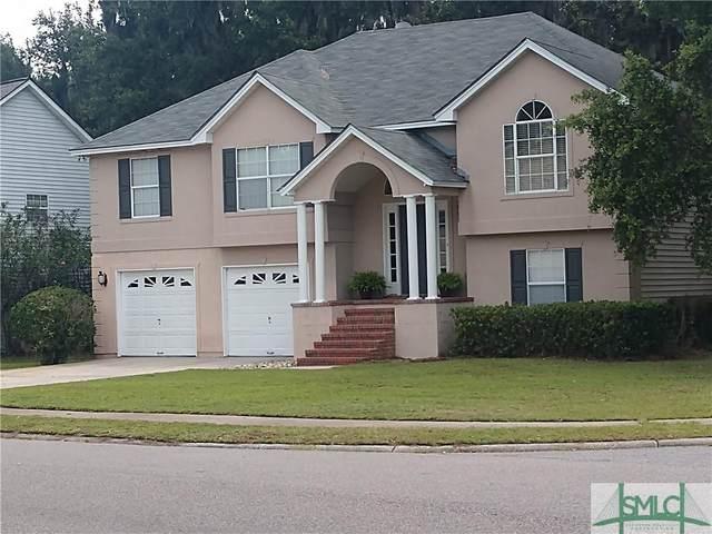 101 Teakwood Drive, Savannah, GA 31410 (MLS #253950) :: McIntosh Realty Team